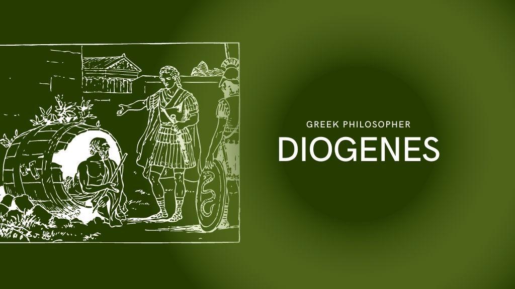 Greek Philosopher Diogenes